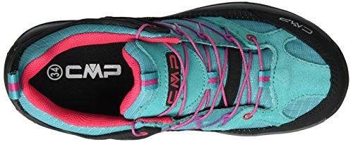 C.P.M. Rigel, Chaussures de Randonnée Basses Mixte Adulte Turquoise (Curacao)