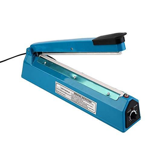 Mouchao 300mm Impulse Heat Sealer Elektrische Kunststoff-Polybeutel-Verschließmaschine SF-300 -