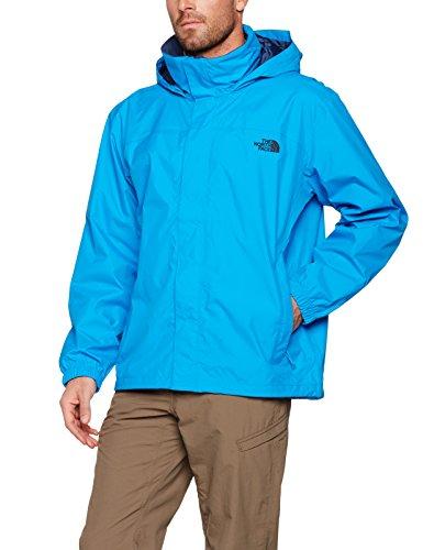 The North Face Herren Resolve Jacke Hyper Blue/Shady Blue