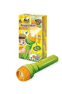 Buki France- BUKI 6305INS-Mini Proyector Insectos (6305INS)