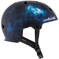 SANDBOX Legend Casco de agua para ciclistas de bajo rendimiento, tamaño grande, espaciado, mate