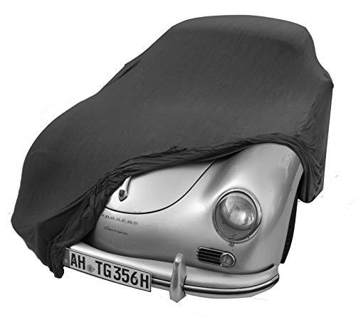 EXCOLO Soft Indoor Car Cover 5,10m lang Stretch Schutzhaube Ganzgarage Auto-Schutzdecke