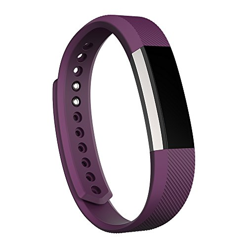 Fitbit Alta Activity Tracker & Fitness Watch – Plum/Small