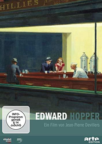 Preisvergleich Produktbild Edward Hopper,  1 DVD-Video