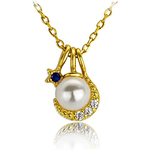 ZWX La luna e le stelle perla