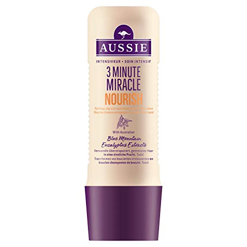Aussie 3Minute Miracle Nourish Intensivkur, 250ml - Miracle Reconstructor