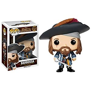 Pirates of the Caribbean Barbossa Pop Vinyl Figure by Pirates of the Caribbean