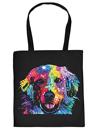 hunde-motiv-stofftasche-stoffbeutel-tragetasche-einkaufstasche-baumwolltasche-golden-retriever