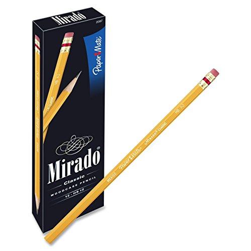 paper-mate-mirado-classic-medium-soft-lead-pencils-12-2-pencils-by-paper-mate