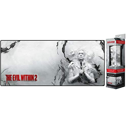 The Evil Within Mousepad Oversize