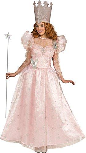 Hexe Kostüm Glinda Gute - Kostüm Glinda die gute Hexe Zauberer von Oz
