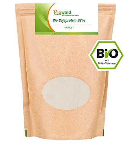 BIO Sojaprotein 92% - 500g