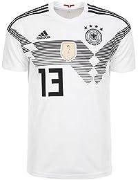 472ed2efa Adidas Dfb – Maglietta della Squadra Mueller WM 2018 Maglia di Calcio,  Uomo, BR7843_2_Müller