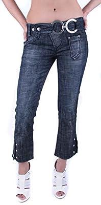 Miss Sixty - Capri jeans women's 7/3 Capri trousers blue Nico size W25 27 #1