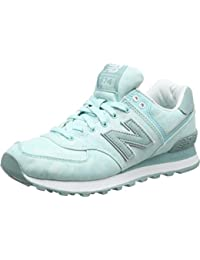 New Balance Mujer Grises Y Rosas