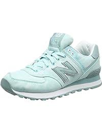 New Balance WL574SW - Zapatillas para mujer