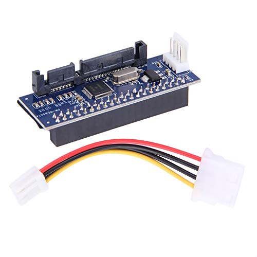 3.5 HDD IDE/PATA zu SATA Konverter Add On Card Adapter für IDE 40-Pin Festplatte, DVD Brenner zu SATA 7-Pin Datensystemen - Pata Ata-100