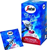 Segafredo Decaffeinated ESE Coffee Pods (1 Pack of 18)