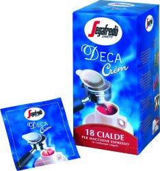 Segafredo Kaffeepads entkoffeiniert, ESE, 3er Pack (3 x 18 Stück)