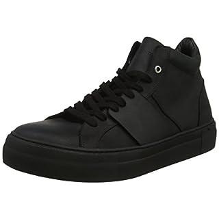 Won Hundred Shoes Herren Weimara Ancel_2 Hausschuhe, Schwarz (Black 99), 44 EU