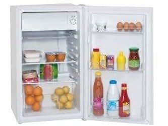 Frigelux TOP125 - Frigelux TOP125 - Réfrigérateur avec compartiment freezer - pose libre - 50 cm - 100 litres - classe A