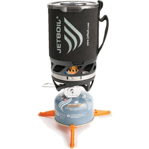JETBOIL MICROMO COOKING SYSTEM (CARBON GAS NOT INCLUDED) by Jetboil -