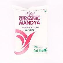 Organic Mandya HIMALAYAN SALT 1000 GMS