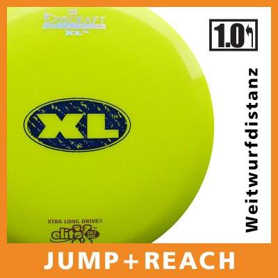Disc Golf Frisbee Discraft XL - Elite-X Line