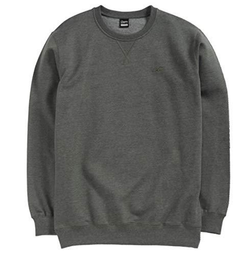 Cleptomanicx Herren Sweatshirt schwarz XL