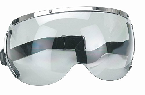 Kochmann Visierbrille Ergänzung für Jethelme leicht getönt (Visier Brille)