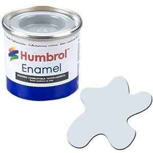 Humbrol AA6272 No 191 Argent de Chrome Metalique Tinlet No1 (14ML)