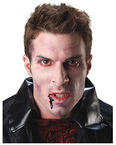 es Vampir Make-Up Set für Halloween ()