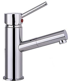 Niederdruck Küchen Wasserhahn/EINHAND Spültisch Armatur/Küchenarmatur Massiv 105