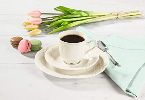 Seltmann Weiden 001.738253 Kaffeeservice 18-teilig Rubin cream