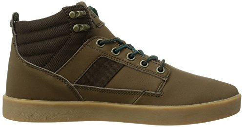 Supra  BANDIT, Baskets pour femme Marron - Braun (CHOCOLATE/GREEN - GUM   BNG)