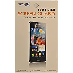 Teflon Plus Series Screen Protector Guard For Samsung S5750 Wave 575 -Pack Of 10pcs