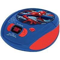 Lexibook RCD108SP Radio CD Player in schönem Spider-Man Design