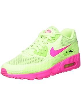 Nike Air Max 90 Br (Gs), Zapatillas de Deporte Niñas