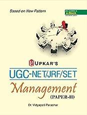 UGC-NET/JRF/SET Management - Paper II
