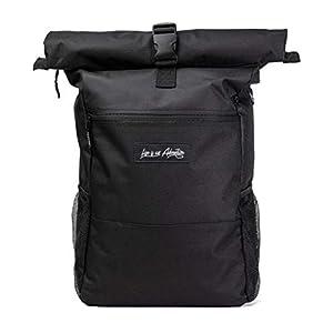 TerraUno Rolltop Rucksack Herren & Damen I Daypack mit Laptopfach I 20 L bis 30 L I Idealer Begleiter für Schule, Uni…