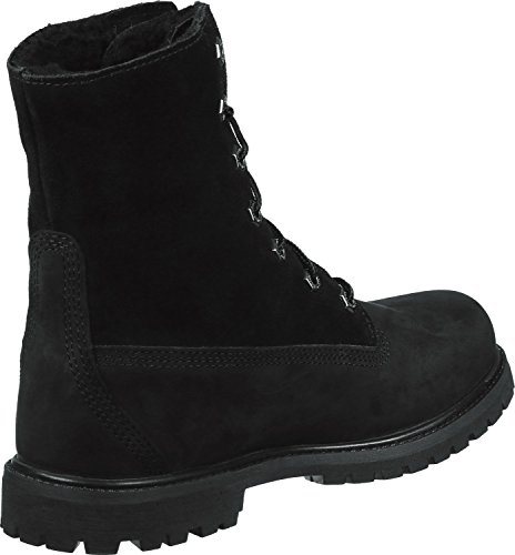 Timberland AUTH TEDDY FLEECE BL black Schwarz (black)