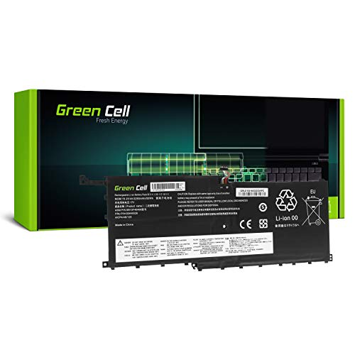 r Lenovo ThinkPad X1 Carbon 4th Gen 20FB 20FC Yoga 1st 20FQ (Li-Polymer Zellen 3290mAh 15.2V Schwarz) ()