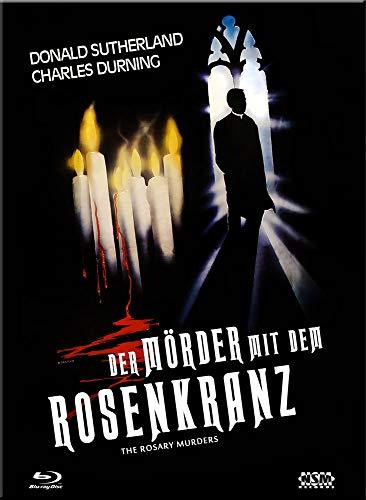 Der Mörder mit dem Rosenkranz [Blu-Ray+DVD] - uncut - limitiertes Mediabook Cover A