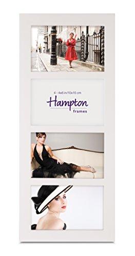 Hampton Frames gal464wh Galerie 4Apertura 4x 610x