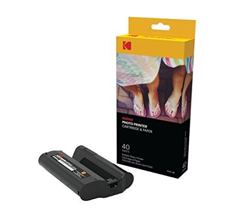 Kodak PHC-40 - Papel fotográfico 100 mm