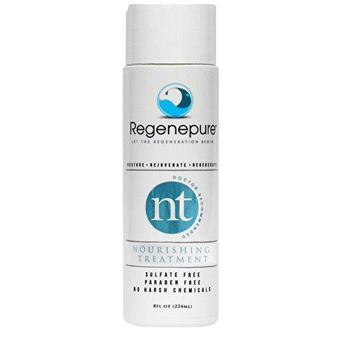 Regenepure NT (Tratamiento nutritivo) Champú pérdida del cuero cabelludo Limpiador Champú pérdida de cabello