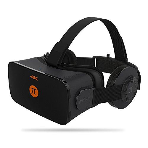 Docooler Pimax 4K VR Glasses Headset Low Persistence Customized 4K