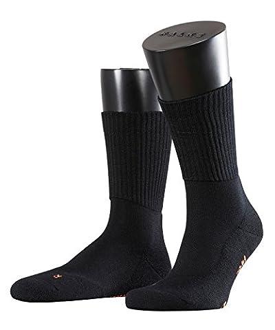 FALKE Herren Socken Walkie Light Schwarz (Black) 44/45