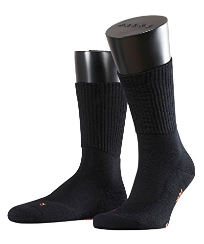 FALKE Herren Socken Walkie Light Schwarz (Black) 42/43 (Light Socken)