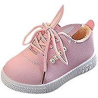 74be915a75b1b Yahoo Zapatos para niños Zapatillas de Deporte Chicas Calientes Suaves  Antideslizantes Zapatos Individuales Niños más algodón